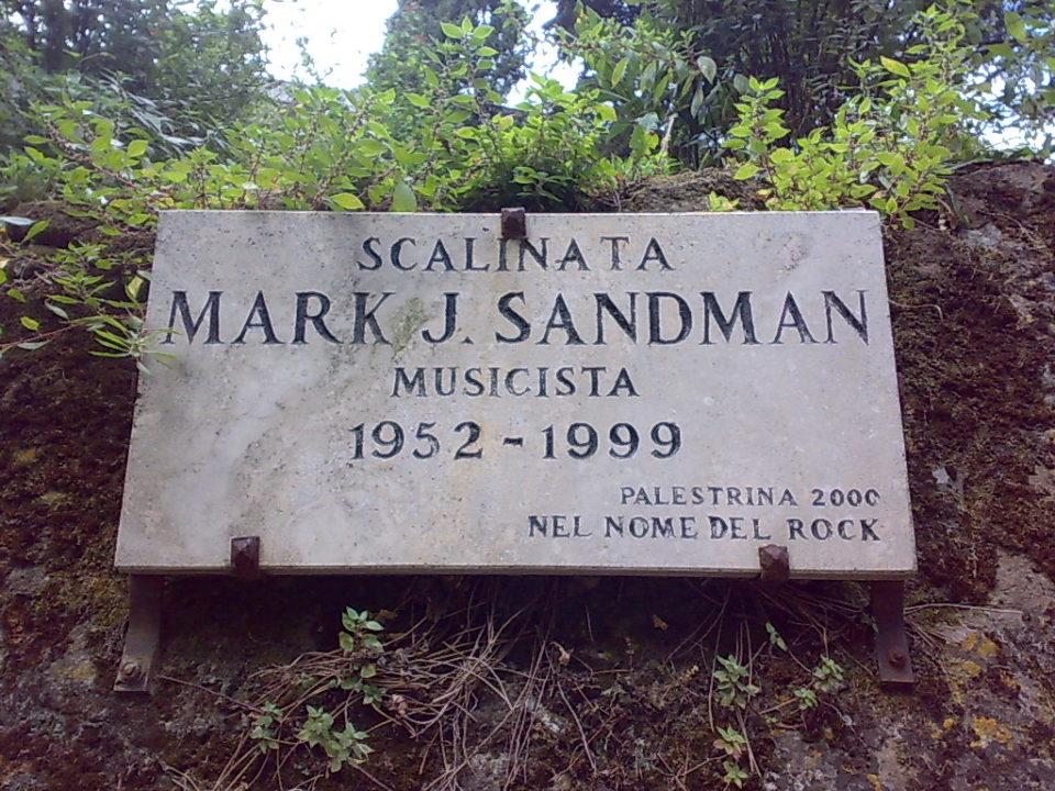Nel Nome del Rock celebra Mark Sandman
